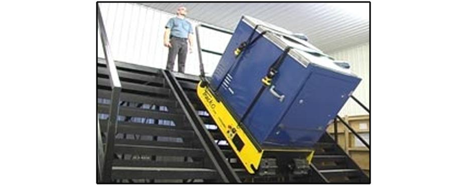 stair climbing machine
